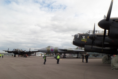 Three Avro Sisters Together