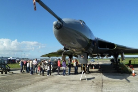 Visit the Vulcan days in 2016