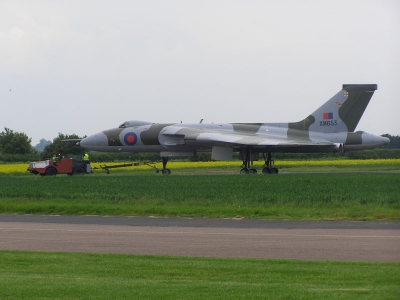 XM655 is looked after by the 655 Maintenance and Preservation Society.