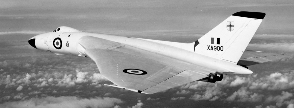 The Vulcan's origins can be traced back to 8 January 1947